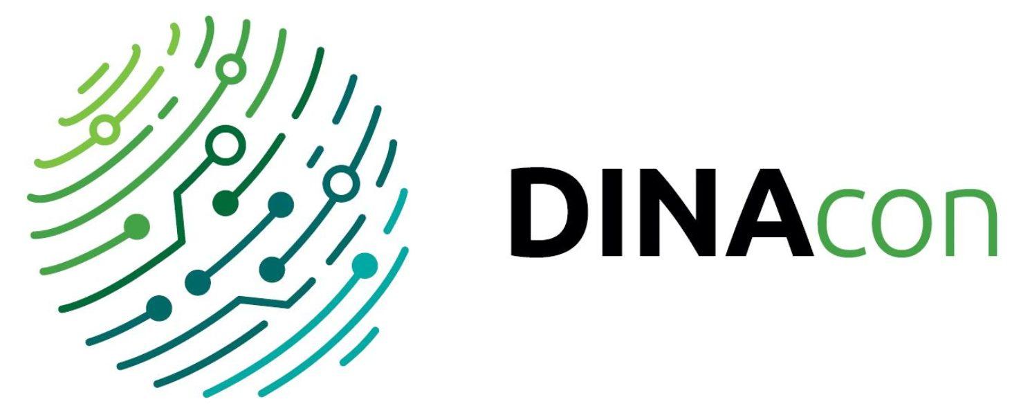 Logo DINAcon Horizontal