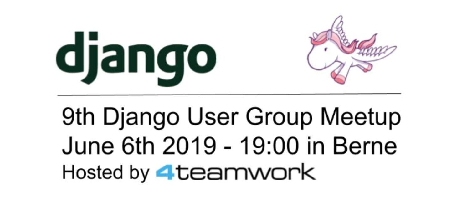 Django Meetup