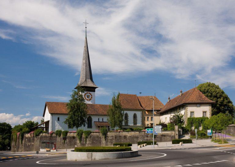 Prot. Kirche Köniz, Schweiz