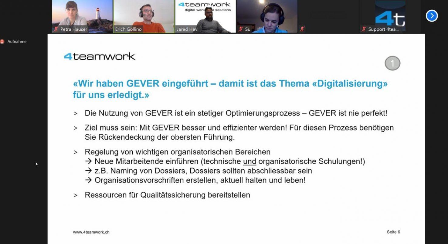 Digitalisierung In Der Verwaltung