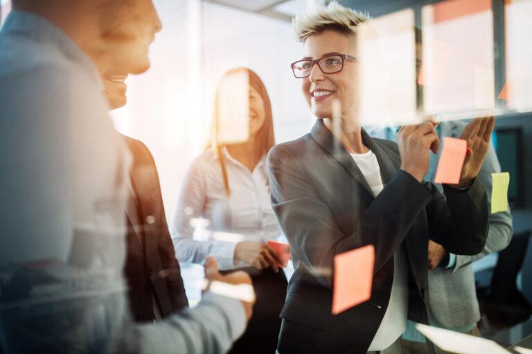 Verändern Sie Ihr Unternehmen - von analog zu digital