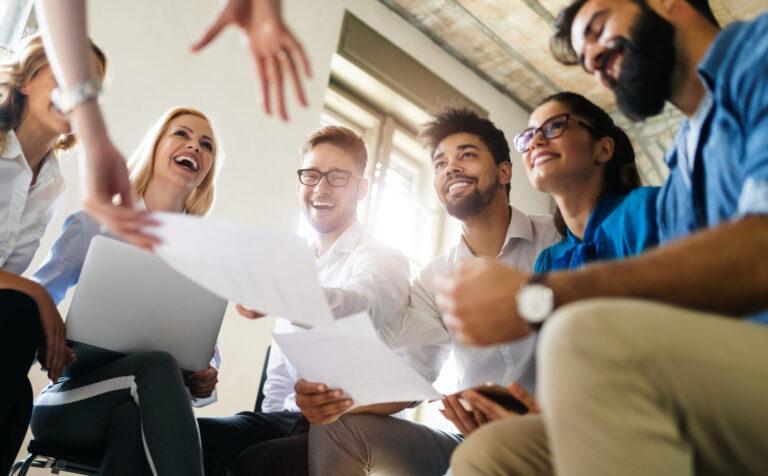 Strukturieren Sie Ihr Unternehmen neu - die Welt verändert sich