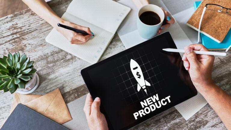 Entwickeln sie neue Produkte - wir machen Ideen zu Lösungen